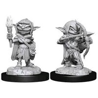 Unpainted Miniatures- Goblin Rogue Female (PF)