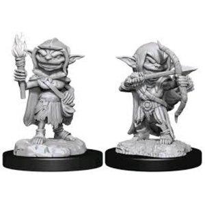 Wizk!ds Unpainted Miniatures- Goblin Rogue Female (PF)