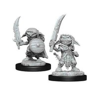 Unpainted Miniatures- Goblin Fighter Male (PF)