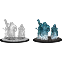 Unpainted Miniatures-  Obzedat Ghost Council (MTG)