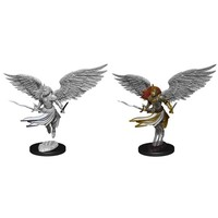 Unpainted Miniatures- Aurelia, Exemplar of Justice (Angel)  (MTG)