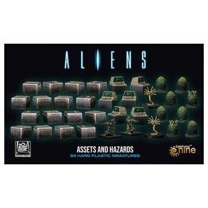 GF9- Aliens: Assets and Hazards