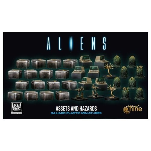 GF9- Aliens: Assets and Hazards