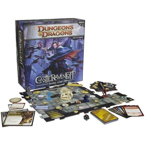 WotC - D&D Castle Ravenloft Boardgame