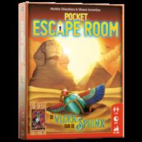 Pocket Escape Room- De Vloek van de Sphinx