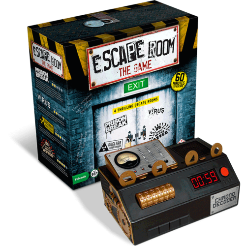 - Escape Room the Game