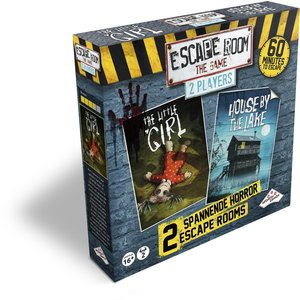 - Escape Room The Game- 2 spelers Horror