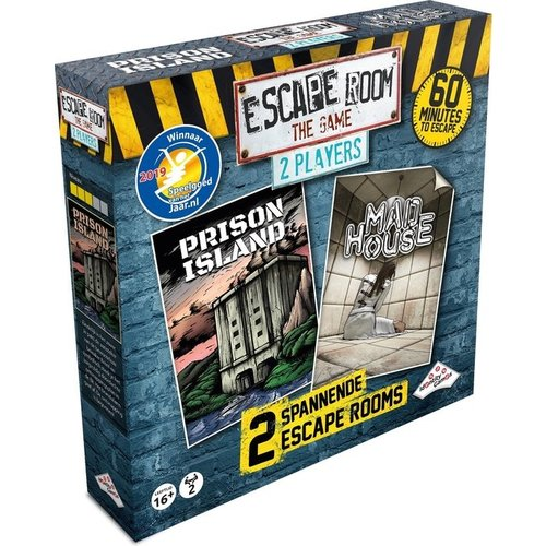 Identity Games Escape Room the Game- 2 Spelers