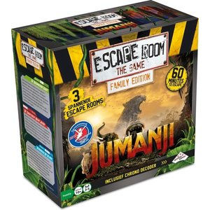 - Escape Room the Game- Jumanji Familie Editie