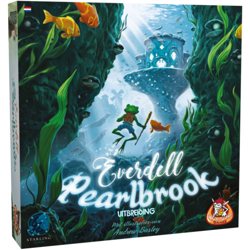 WGG - PREORDER- Everdell NL- Pearlbrook exp. (VERWACHT MAART 2021)