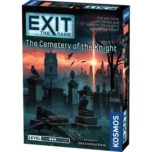 KOSMOS EXIT ENG- The Cemetary of the Knight