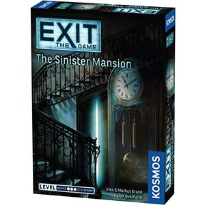 KOSMOS EXIT ENG- The Sinister Mansion