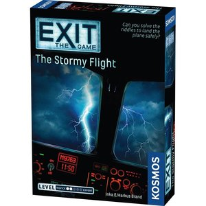 KOSMOS EXIT ENG- The Stormy Flight