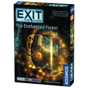 KOSMOS EXIT ENG- The Enchanted Forest