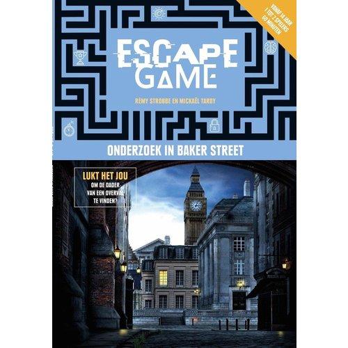 Escape Game- Onderzoek in Baker Street