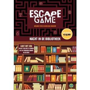 - Escape Game - Nacht in de Bibliotheek