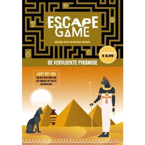 - Escape Game - De Vervloekte Piramide
