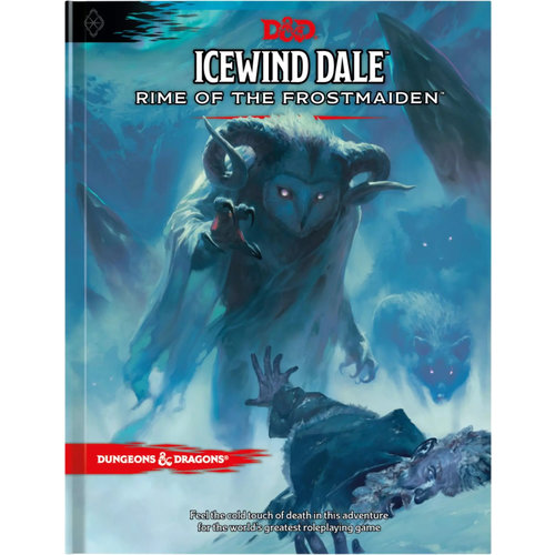WotC - D&D 5E - Icewind Dale- Rime of the Frostmaiden