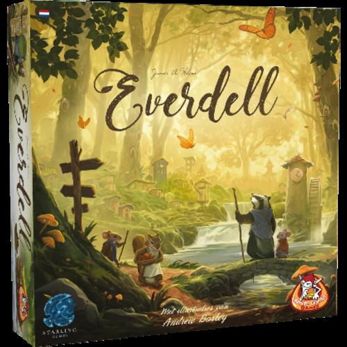 WGG - PREORDER- Everdell NL (VERWACHT APRIL 2021)