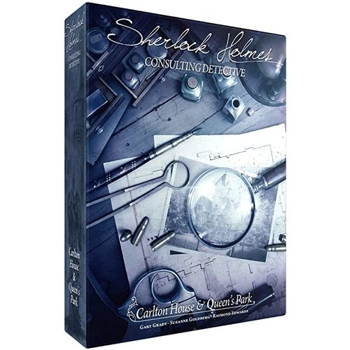 Space Cowboys Sherlock Holmes Consulting Detective- Carlton House & Queen's Park