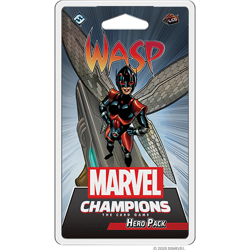 Marvel Champions LCG- The Wasp Hero Pack
