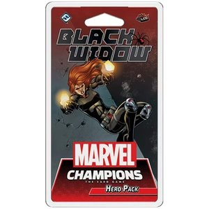 Fantasy Flight Marvel Champions LCG- Black Widow Hero Pack