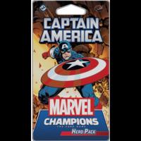 Marvel Champions LCG- Captain America Hero