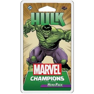 Fantasy Flight Marvel Champions LCG- Hulk Hero Pack