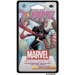 Fantasy Flight Marvel Champions LCG- Ms Marvel Hero
