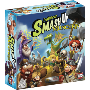 AEG Smash Up- Munchkin expansion