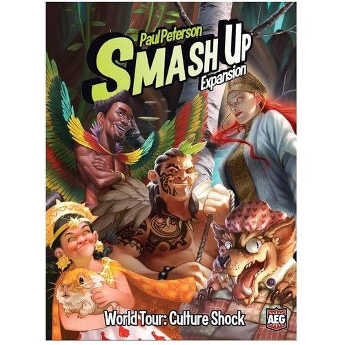AEG Smash Up- World Tour Culture Shock