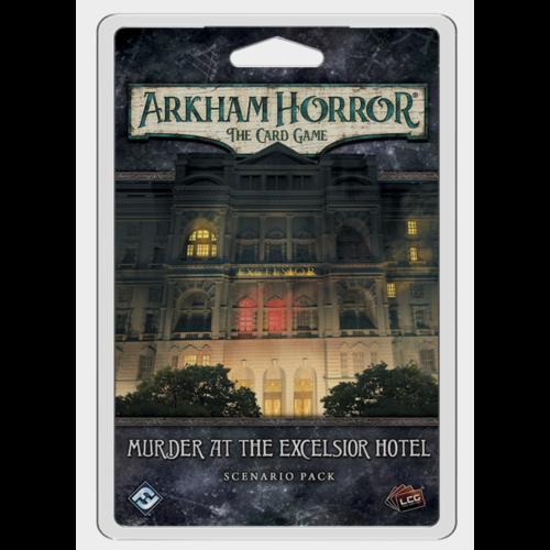 Fantasy Flight Arkham Horror LCG- Murder at the Excelsior Hotel