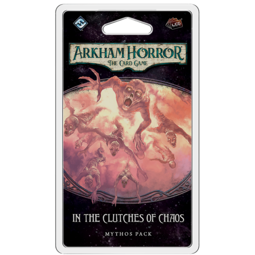 Fantasy Flight Arkham Horror LCG- In the Clutches of Chaos