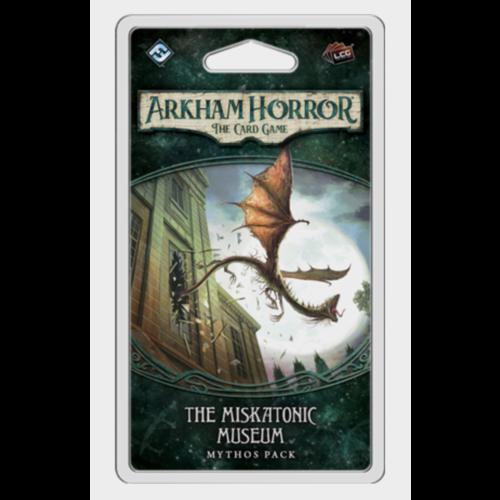 Fantasy Flight Arkham Horror LCG- The Miskatonic Museum
