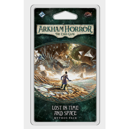 Fantasy Flight Arkham Horror LCG- Lost in Time and Space