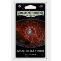 Arkham Horror LCG- Before the Black Throne