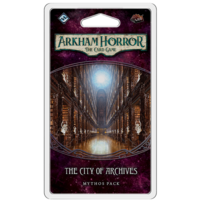 Arkham Horror LCG- City of Archives