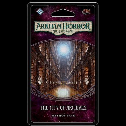 Fantasy Flight Arkham Horror LCG- City of Archives