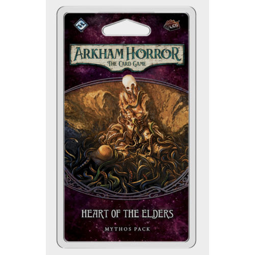 Fantasy Flight Arkham Horror LCG- Heart of the Elders