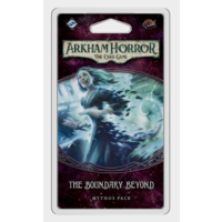 Arkham Horror LCG- The Boundary Beyond