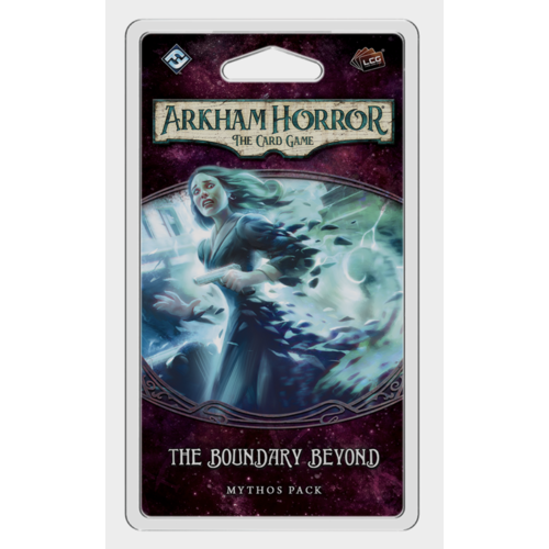 Fantasy Flight Arkham Horror LCG- The Boundary Beyond