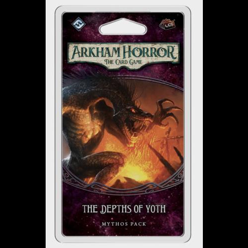 Fantasy Flight Arkham Horror LCG- The Depths of Yoth
