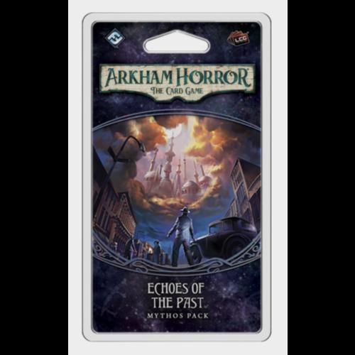 Fantasy Flight Arkham Horror LCG- Echoes of the Past Mythos Pack