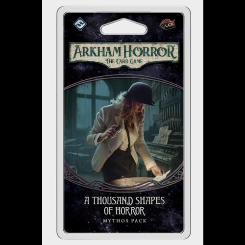 Fantasy Flight Arkham Horror LCG- A Thousand Shapes of Horror