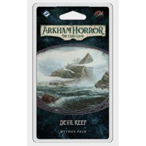 Fantasy Flight Arkham Horror LCG- Devil Reef