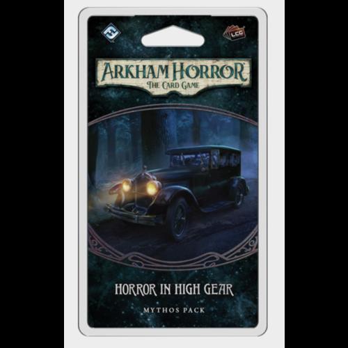 Arkham Horror LCG - Horror in High Gear
