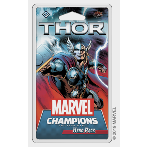 Fantasy Flight Marvel Champions LCG- Thor Hero Pack