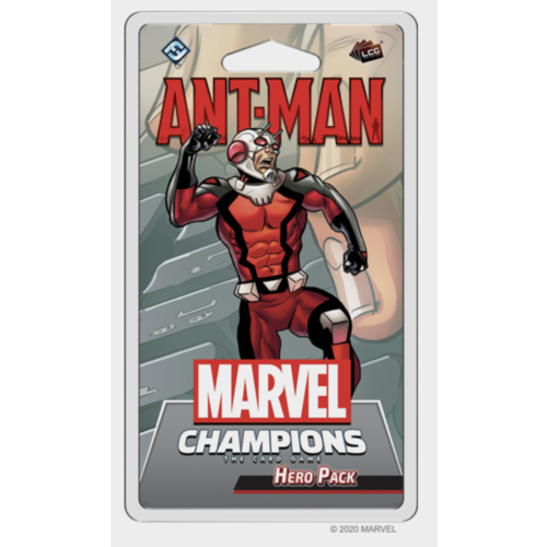 Fantasy Flight Marvel Champions LCG- Ant-Man Hero Pack