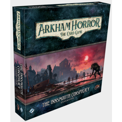 Fantasy Flight Arkham Horror LGC- The Innsmouth Conspiracy Deluxe