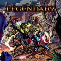 Legendary: Marvel Deckbuilding Game